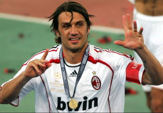 Maldini says Milan are an 'absolutely normal club' now
