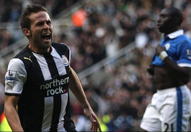 Newcastle boss Pardew laughs off Cabaye exit rumours
