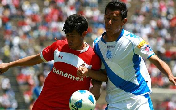 Puebla vs Toluca, Ignacio Calderon