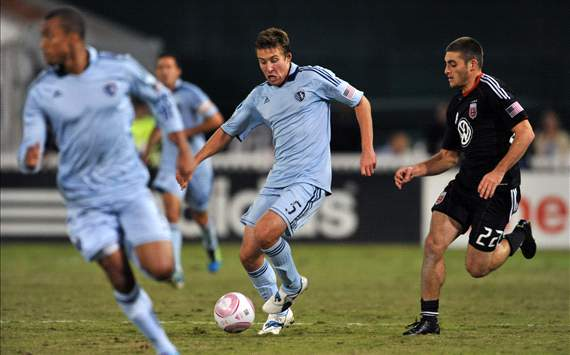 Matt Besler, Sporting Kansas City; Chris Korb, D.C. United; MLS