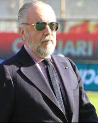 Aurelio De Laurentiis - Napoli (Getty Images)