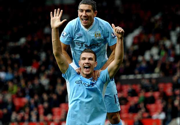 Dzeko ponders Manchester City exit in favour of Bundesliga return