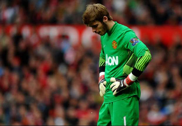De Gea confident of bright Manchester United future
