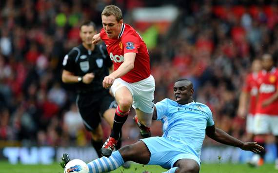 Darren Fletcher looking at next season for Manchester United return