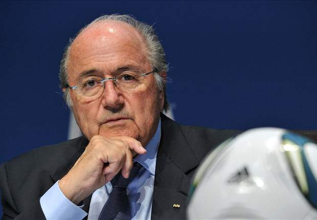 FIFA Chief Sepp Blatter criticizes Major League Soccer for not catching on