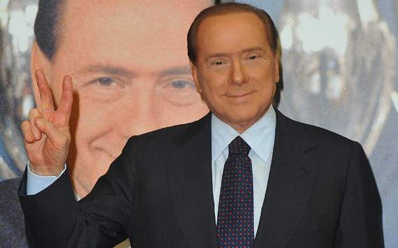Silvio Berlusconi - Milan (Getty Images)