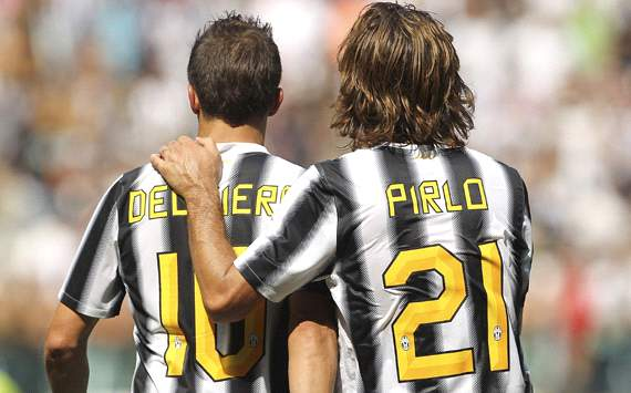 Deshalb hat Andrea Pirlo Alessandro Del Pieros Rckennummer 10 verdient
