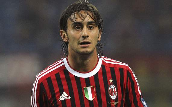 Alberto Aquilani - Milan (Getty Images)