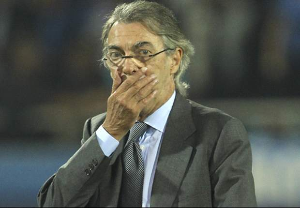 Moratti: Inter not giving up hopes of signing Lucas