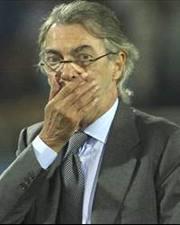 Massimo Moratti - Inter (Getty Images)