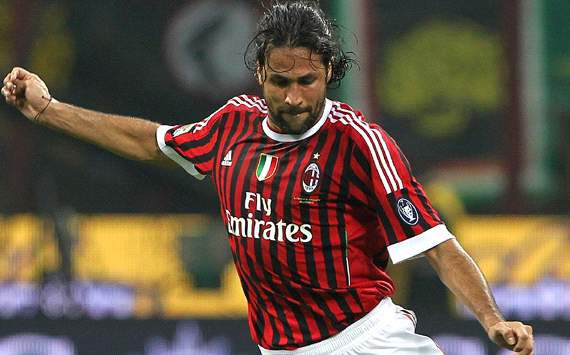 Mario Yepes - Milan (Getty Images)