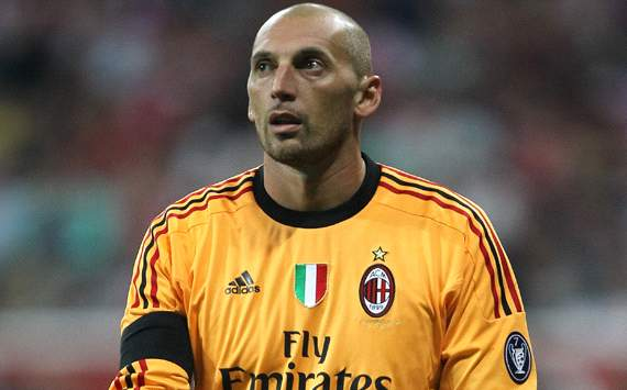 Abbiati urges AC Milan fans to be patient
