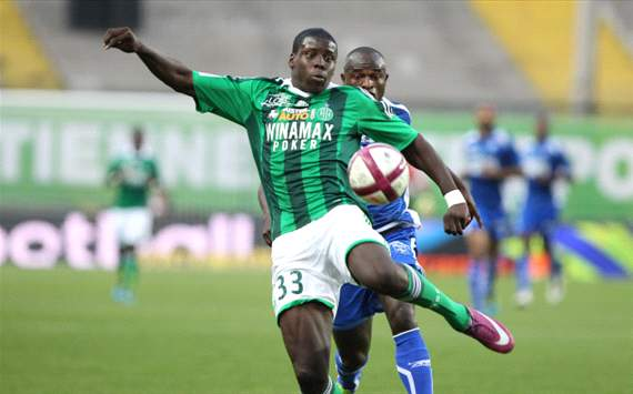 Ligue 1, ASSE - Zouma forfait pour Montpellier