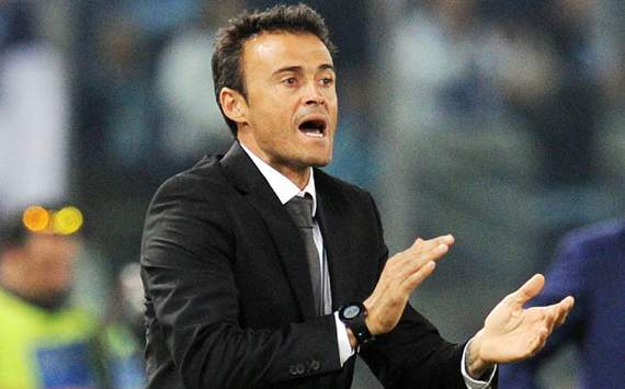 Luis Enrique - Roma (Getty Images)