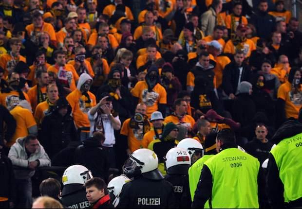 Dynamo dresden: keine fan-unterstützung beim fc st. pauli - goal.com