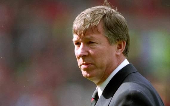 Sir Alex Ferguson, Manchester United.