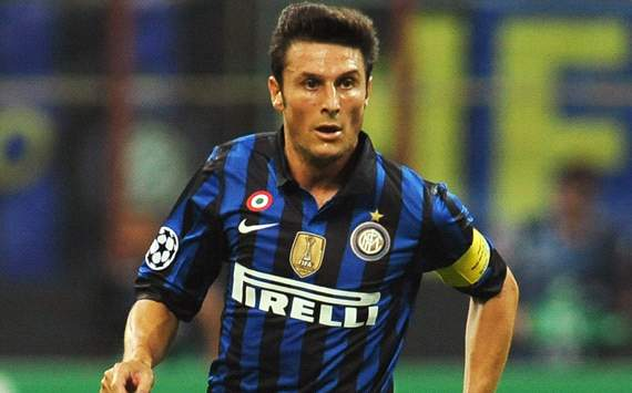 TEAM NEWS: Zanetti returns while Robinho is recalled for Milan derby
