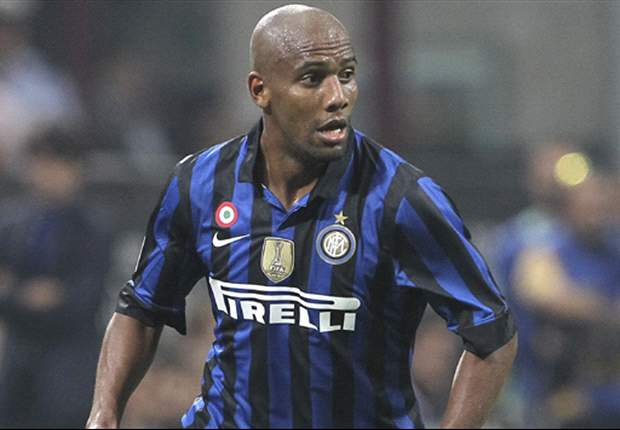 Manchester City step up chase for 5.5m Inter defender Maicon
