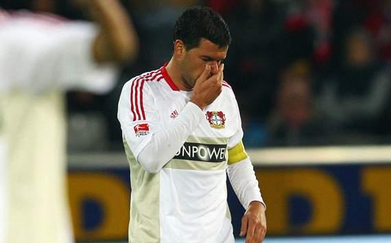 Bayer Leverkusen vs Hamburger SV