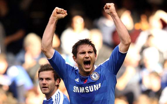 EPL: Frank Lampard, Chelsea v Arsenal