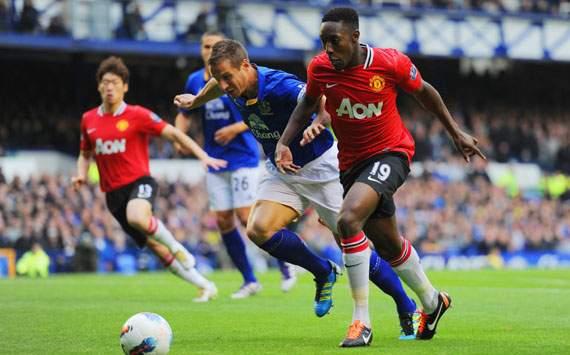 EPL,Danny Welbeck,Everton v Manchester Unit