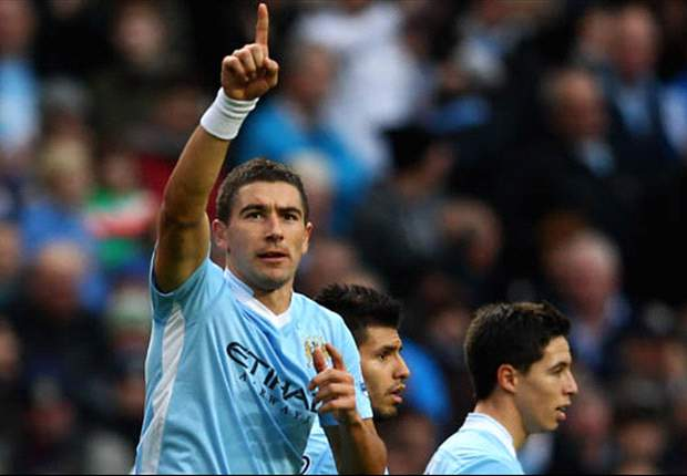 AC Milan's bid to sign Kolarov from Manchester City stalls