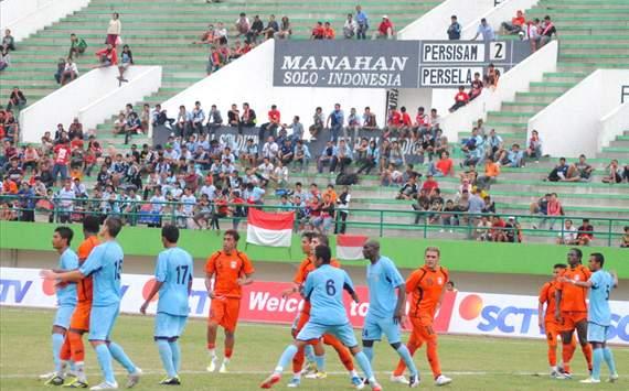 Persisam Samarinda & Persela Lamongan (GOAL.com/Arief Setiadi)