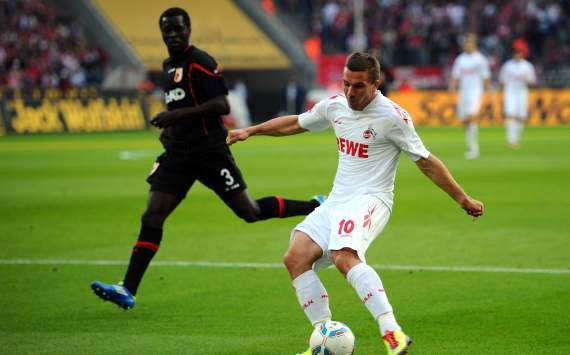 Koln's Lukas Podolski: My future is uncertain
