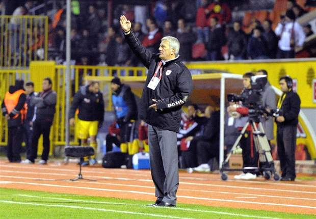 Vladimir Petkovic set for Lazio meeting