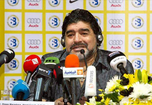 Maradona: Talk about Messi being the best footballer ever making Pele nervous