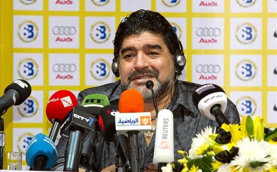 Maradona, Al Wasl