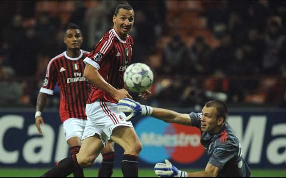 FC BATE Borisov - AC Milan