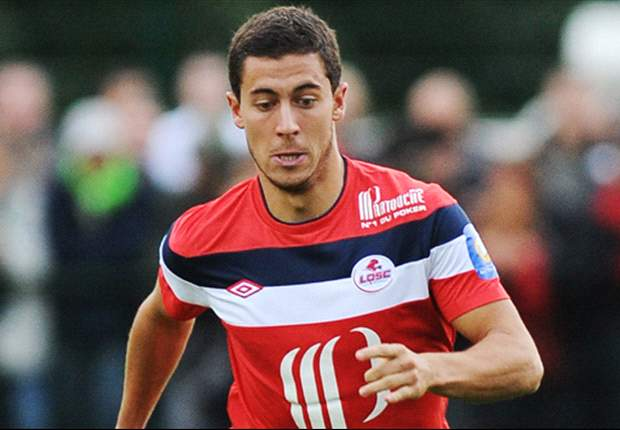 Tottenham manager Harry Redknapp confirms interest in Lille's Eden Hazard