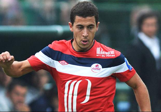 Manchester United & City target Hazard: I like red & blue, both suit me