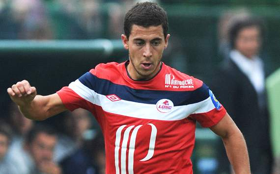Eden Hazard - Lille (Getty Images)
