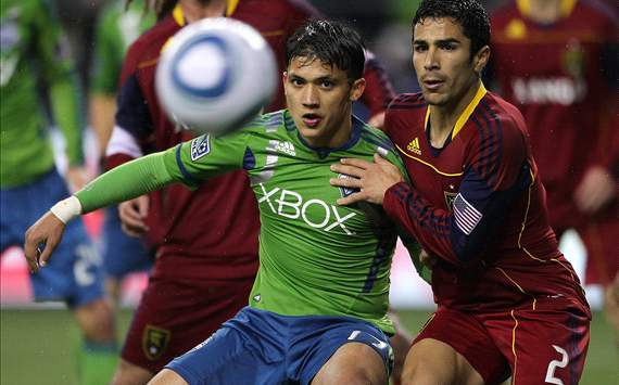 Tony Beltran, Real Salt Lake; Fredy Montero, Seattle Sounders FC; MLS