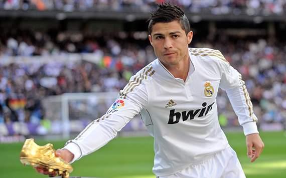 Liga BBVA: Cristiano Ronaldo (Real Madrid)
