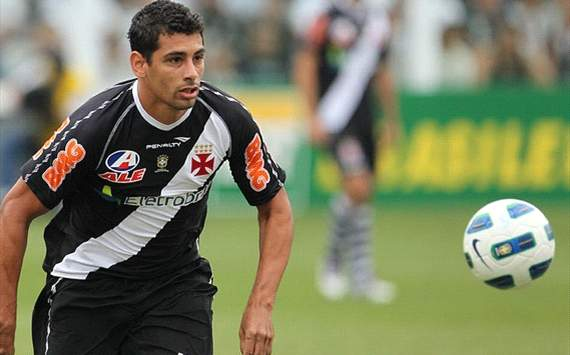 Diego Souza - Santos x Vasco (Flickr (Vasco))