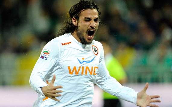 Pablo Osvaldo - Roma (Getty Images)