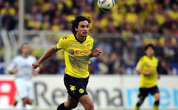 Borussia Dortmund vs. VfL Wolfsburg, Mats Hummels