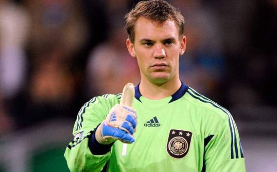 Manuel Neuer: Jerman Bukan Favorit