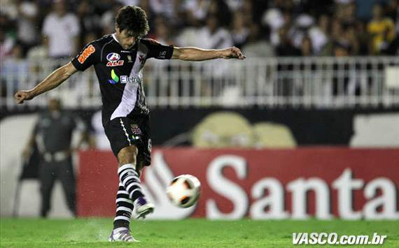 Juninho - Vasco (Foto: Site Oficial do Vasco)