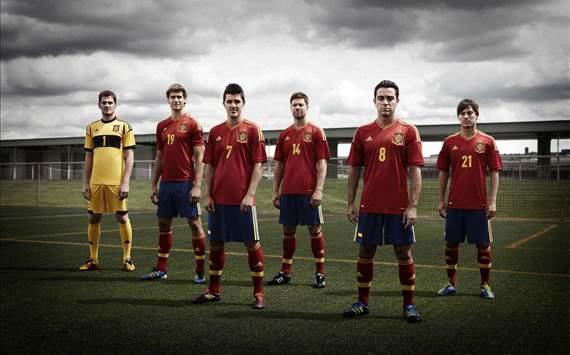 New Spain kit