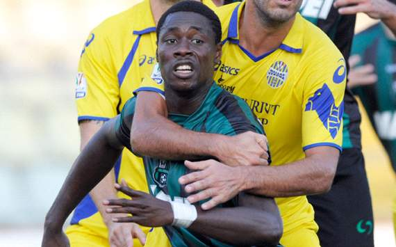 My loan move from Juventus to Sassuolo is a good decision - Richmond Boakye Yiadom