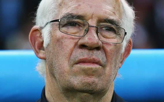Aragones: Spain did not want to take risks against Croatia
