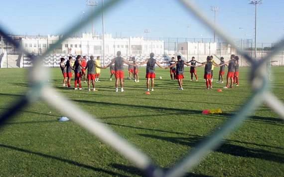 Timnas U-14 Mulai Fokus Persiapan Afc Cup