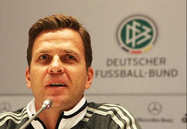Germany must not show any arrogance, says Bierhoff