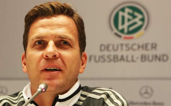 Bierhoff: Germany have been lacking something to win titles