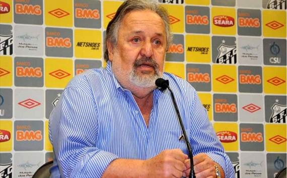 Santos president admits Ganso could leave this summer