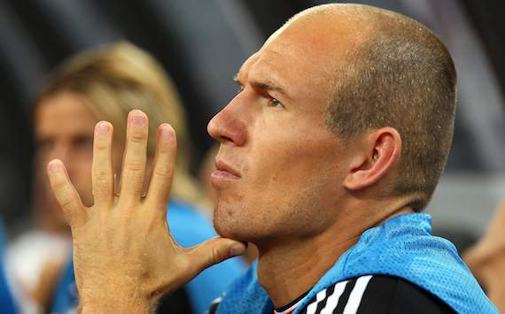 FC Bayern München, Arjen Robben